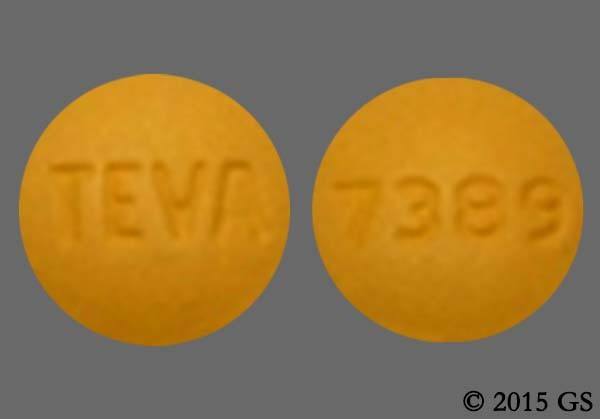 Photo of the drug Actonel (generic name(s): RISEDRONATE).