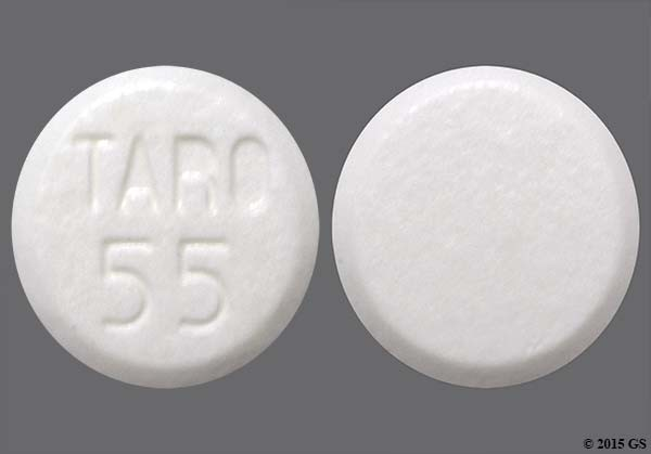 Photo of the drug Amiodarone Hcl.