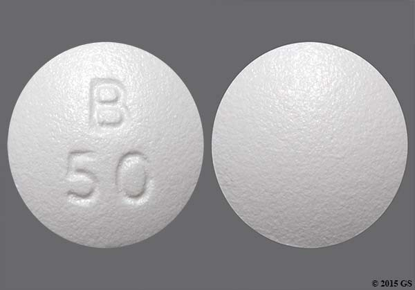 Photo of the drug Casodex.