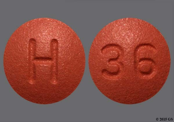 Photo of the drug Finasteride.