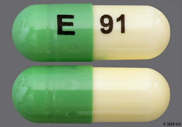 Photo of the drug Prozac (generic name(s): FLUOXETINE).