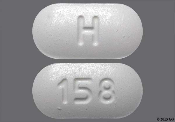 Photo of the drug Avapro.