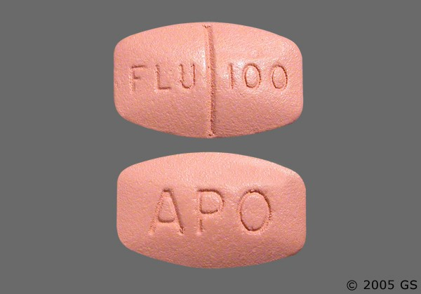 Photo of the drug Fluvoxamine.