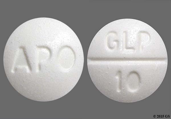 Photo of the drug Glucotrol (generic name(s): GLIPIZIDE).
