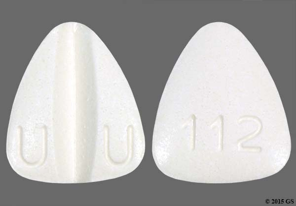 Photo of the drug Lamictal.