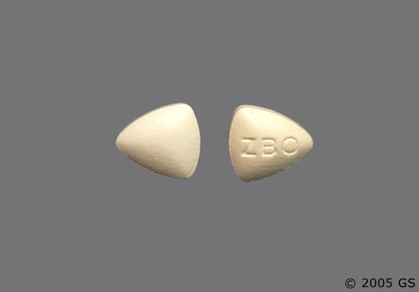 Photo of the drug Arava (generic name(s): LEFLUNOMIDE).