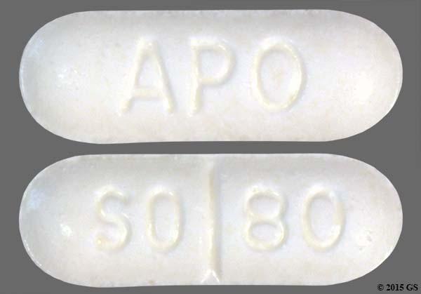 Photo of the drug Sotalol Af (generic name(s): SOTALOL).