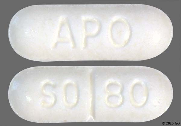 Photo of the drug Sotalol Af.