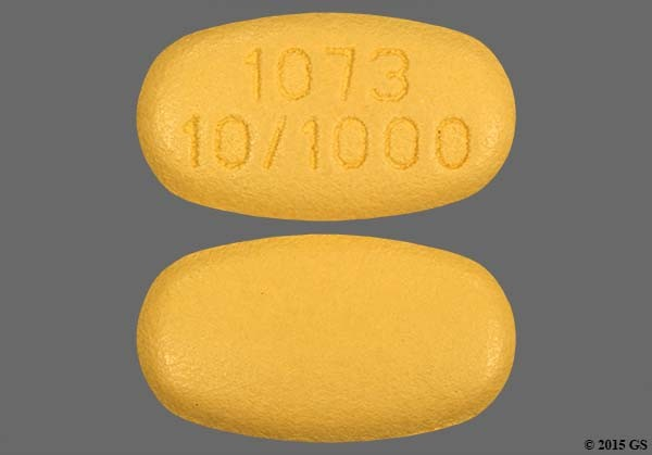 Photo of the drug Xigduo Xr (generic name(s): ).