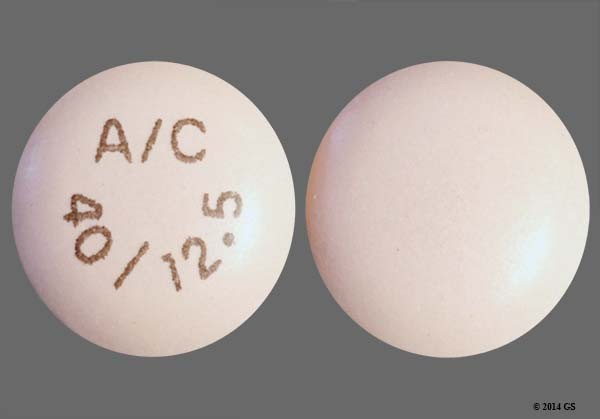 Photo of the drug Edarbyclor (generic name(s): ).