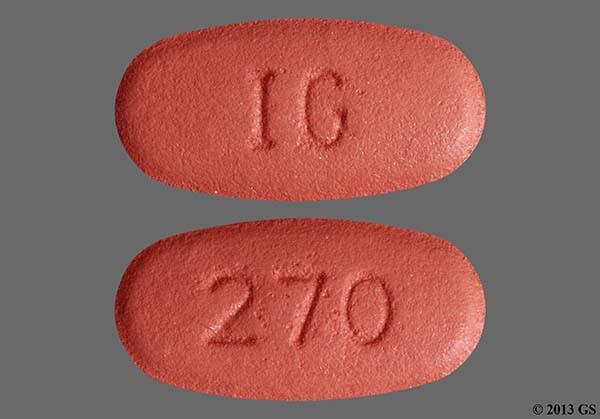 Photo of the drug Accupril (generic name(s): QUINAPRIL).