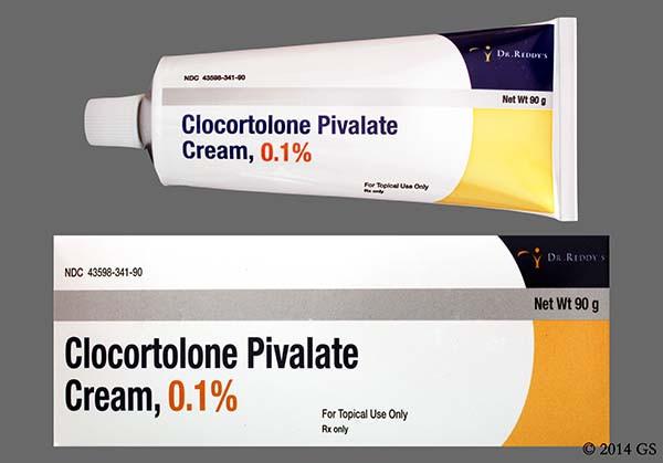 Photo of the drug Cloderm (generic name(s): CLOCORTOLONE PIVALATE).
