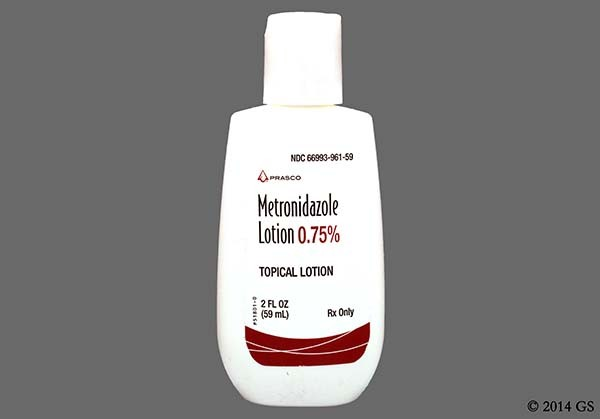 Photo of the drug Metrolotion.