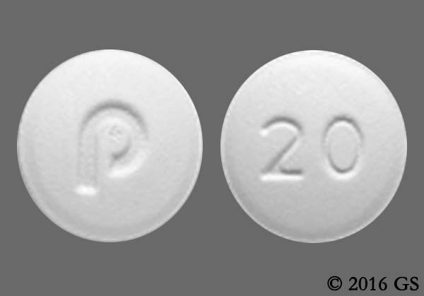 Photo of the drug Zafirlukast.