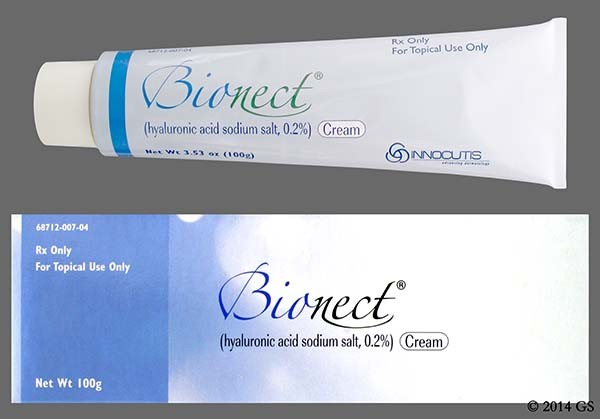 Photo of the drug Bionect.