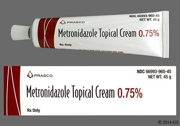 Photo of the drug Metrocream.