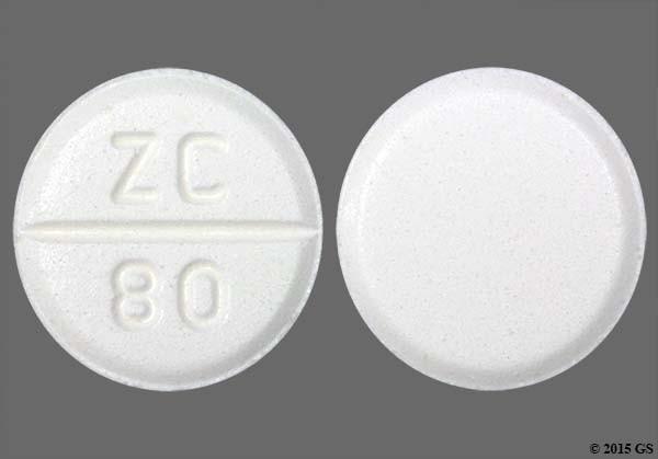 Photo of the drug Lamictal (generic name(s): LAMOTRIGINE).