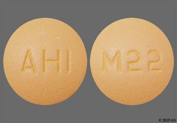 Photo of the drug methyldopa (generic name(s): METHYLDOPA).