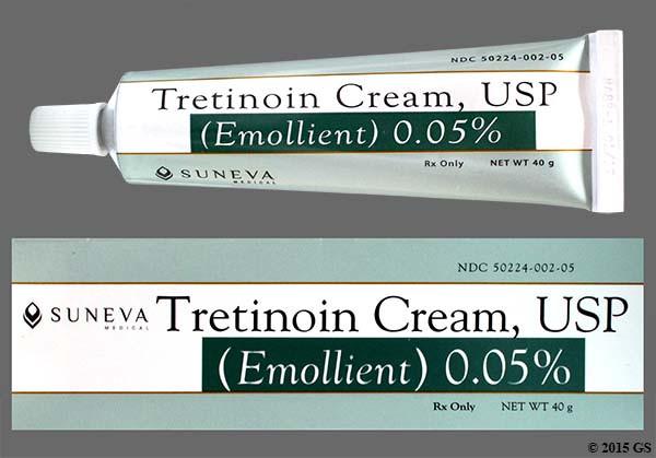 Photo of the drug Refissa (generic name(s): TRETINOIN (EMOLLIENT)).
