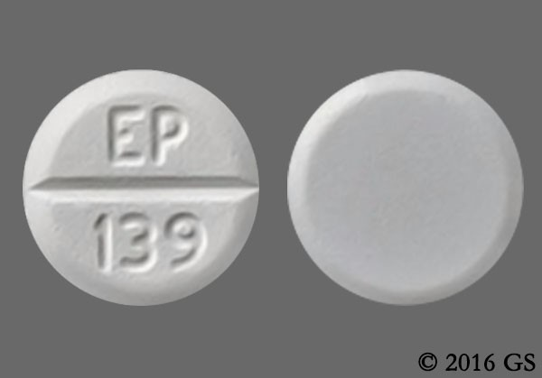 Photo of the drug Robinul.