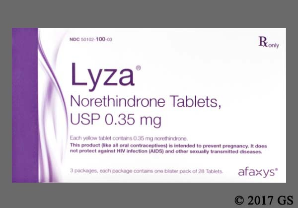 Photo of the drug Lyza.