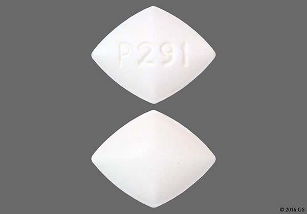 Photo of the drug amiloride (generic name(s): AMILORIDE).