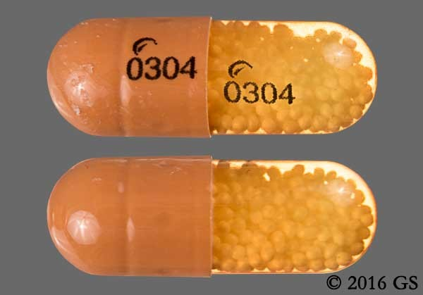 Photo of the drug Dexedrine Spansule.