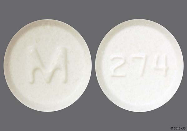 Photo of the drug Nolvadex.