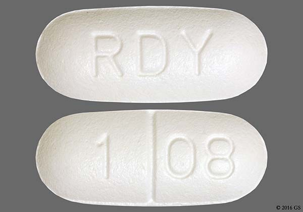 Photo of the drug Anaprox Ds.
