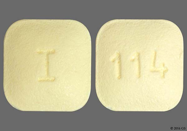 Photo of the drug Singulair.