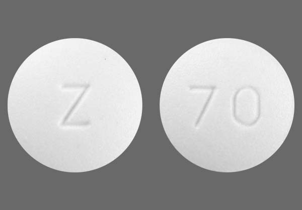 Photo of the drug Glucophage (generic name(s): METFORMIN).