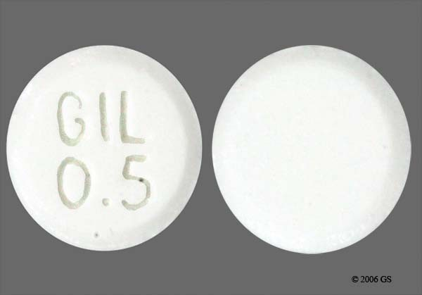 Photo of the drug Azilect.