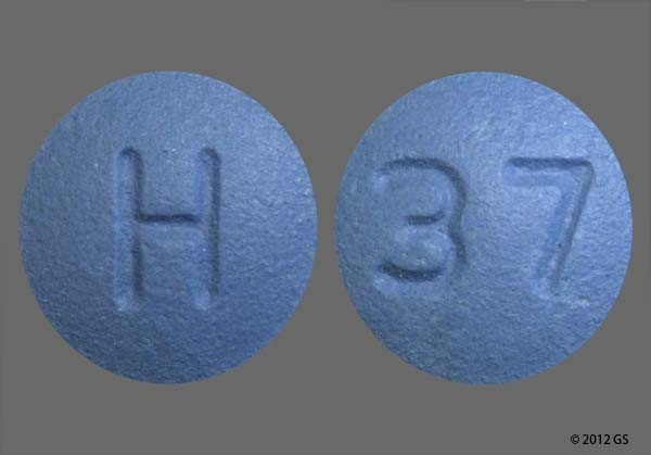 Photo of the drug Proscar (generic name(s): FINASTERIDE).