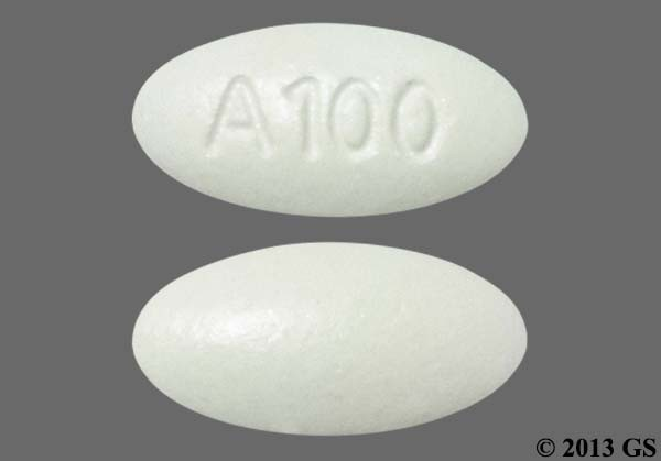 Photo of the drug Losartan.