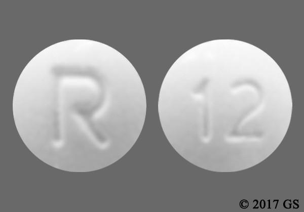 Photo of the drug Desoxyn (generic name(s): METHAMPHETAMINE).
