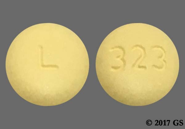 Photo of the drug Benicar (generic name(s): OLMESARTAN).