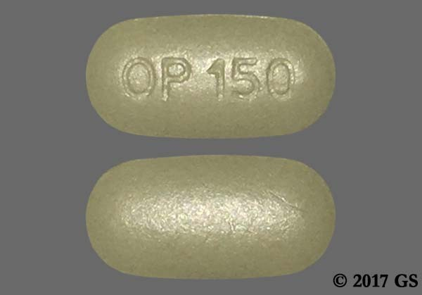 Photo of the drug Lynparza.