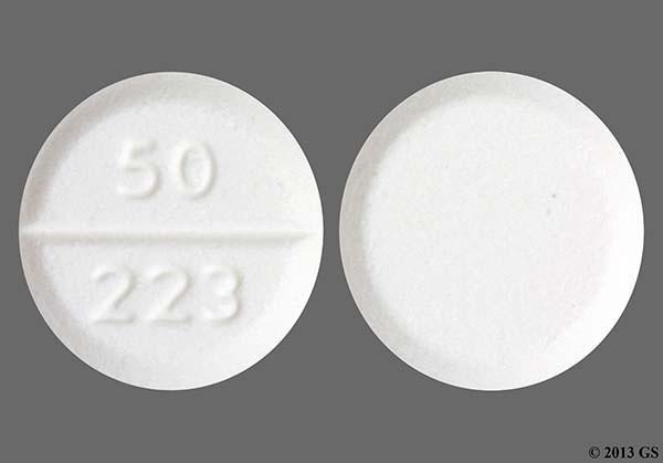 Photo of the drug Cytomel (generic name(s): LIOTHYRONINE).