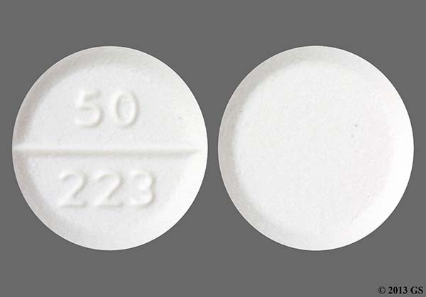 Photo of the drug Cytomel.