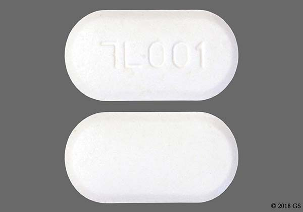 Photo of the drug Glucophage Xr.