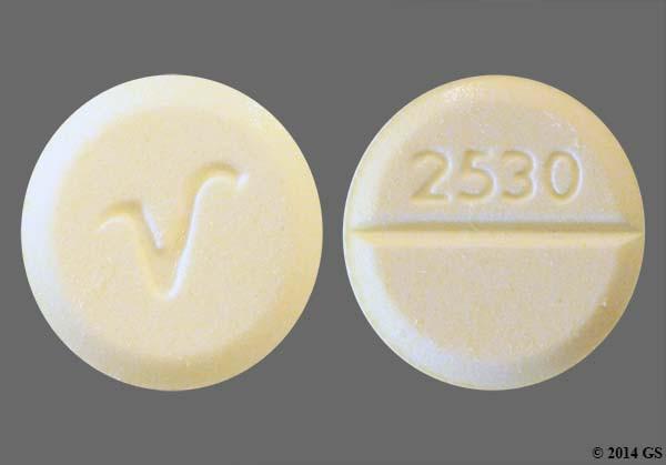 Photo of the drug Klonopin (generic name(s): CLONAZEPAM).
