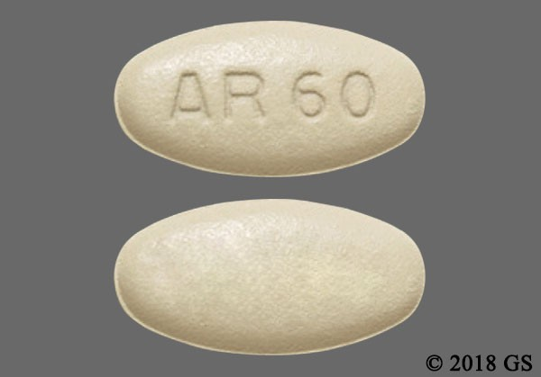 Photo of the drug Erleada.