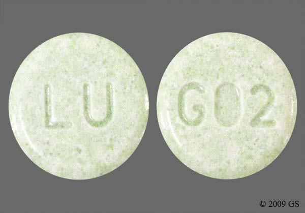 Photo of the drug Altoprev (generic name(s): LOVASTATIN).