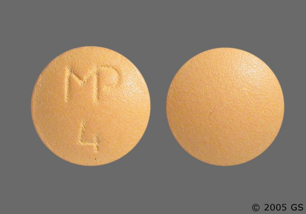 Photo of the drug Tofranil.