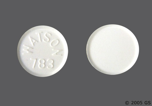 Photo of the drug Diethylpropion.