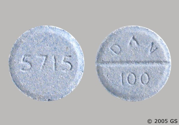 Photo of the drug Amoxapine.