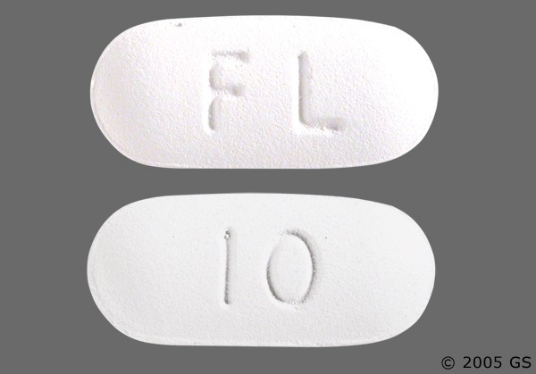 Photo of the drug Namenda (generic name(s): MEMANTINE).
