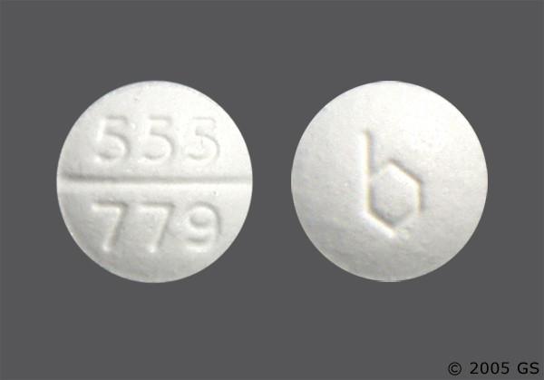 Photo of the drug Provera (generic name(s): MEDROXYPROGESTERONE).
