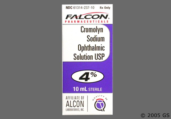 Photo of the drug Gastrocrom (generic name(s): CROMOLYN).
