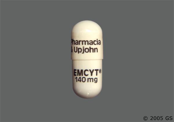 Photo of the drug Emcyt (generic name(s): ).